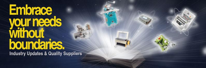 CENS.com 機械館形象廣告 - 多機械