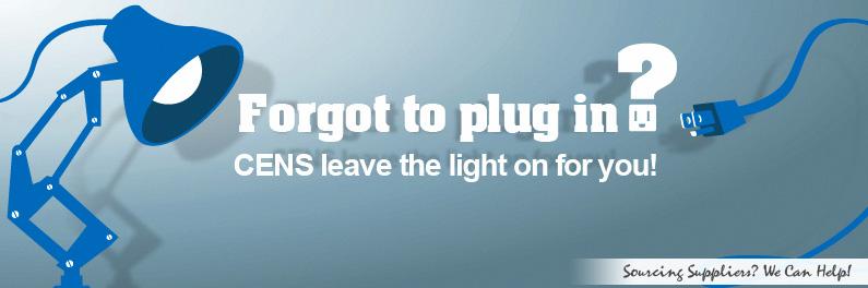CENS.com 燈飾館形象廣告 - 家用燈