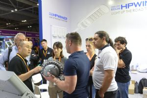 Cens.com Ride on HKTDC Hong Kong International Lighting Fair (Autumn Editi...