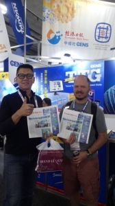 Cens.com TTG Enjoys Positive Feedback from Professional Buyers during AAPE...