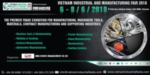 Cens.com VIMF 2018 Consolidates Status as Vietnam's Top Exhibition for Ind...