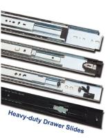 Cens.com TAI CHEER INDUSTRIAL CO., LTD. Heavy-duty Drawer Slides
