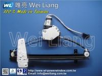 Cens.com WEI LIANG POWER WINDOW ENTERPRISE CO., LTD. JEEP Power Window regulator 2005-01 Grand Cherokee 55363287AD 55363286AD 741-556 741-557