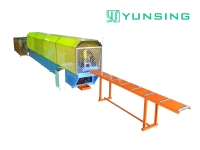 Cens.com YUNSING INDUSTRIAL CO., LTD. Side Guide Roll Forming Machine (For Rolling Shutter)