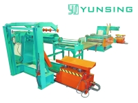 Cens.com YUNSING INDUSTRIAL CO., LTD. Automatic Shearing & Slitting Line