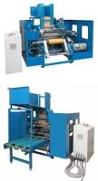 Cens.com TRU-BRITE MACHINERY CO., LTD. Triple-Shaft Type Auto Stretch Film Rewinder