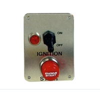 Cens.com FUNCTION ELECTRIC INC. Switch Control Panel