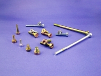Cens.com KING LI HARDWARD CO., LTD. TROX FLAT HEAD SCREWS