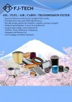 Cens.com FUJITECH MOTOR PARTS CO LTD. OIL FILTER (FILTER FACTORY)