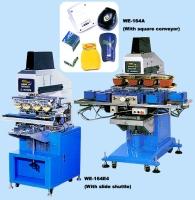 Cens.com 微閣工業股份有限公司 方形轉盤4色移印機 / 步進式4色移印機
