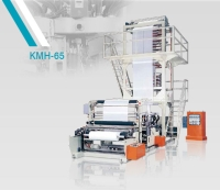 Cens.com KANG CHYAU INDUSTRY CO., LTD. HDPE HIGH SPEED PLASTIC INFLATION MACHINE