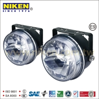 Cens.com NIKEN VEHICLE LIGHTING CO., LTD. LED FOG LAMP -E-MARK 〔Universal Type〕