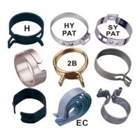 Cens.com 升耀企業股份有限公司 管夾, 束帶, 束環, 塑膠, 塑膠管夾, 油壓管夾, 水管夾, 高壓管夾, 不銹鋼管夾