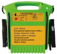 Cens.com ZUNG SUNG ENTERPRISE CO., LTD. Smart Jump Starter