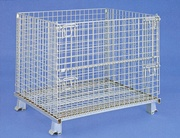 Cens.com SANE JEN INDUSTRIAL CO., LTD. User instructions for foldable wire containers
