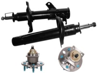 Cens.com AUTO PARTS INDUSTRIAL LTD. Mechanical Parts: Suspension, Steering, Hub Bearing