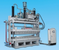 Cens.com SHIUH-CHUAN MACHINERY CO., LTD. Automatic Vertical EPS / EPE Special-purpose Molding Machine