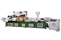 Cens.com KOU YI IRON WORKS CO., LTD. Rotary Type Rain Boots Automatic Injection