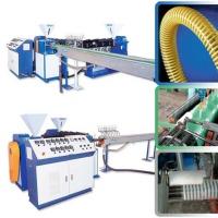 Cens.com 鈶興塑膠機械廠有限公司 螺旋吸排軟管--共押出生產線