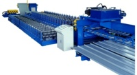 Cens.com FONNTAI ROLLFORM MACHINERY CORP. Automatic Roofing Corrugated Sheet Cold Roll Forming Machine
