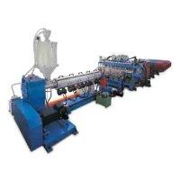 Cens.com LEADER EXTRUSION MACHINERY IND. CO., LTD. PP Hollow Profile Sheet Extrusion Line