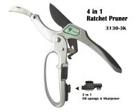 Cens.com WINLAND GARDEN TOOLS CO., LTD.  4 in 1 Ratchet Pruner