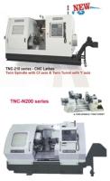 Cens.com 優岡股份有限公司 High Speed, Compact CNC Lathe