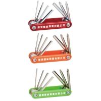 Cens.com CHIEH LING SCREWS ENTERPRISE CO., LTD. Folding Wrench Set