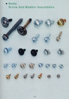 Cens.com PENGTEH INDUSTRIAL CO., LTD. Sems,Screw And Washer Assemblies