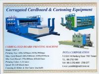 Cens.com POTA CORPORATION Carton making machine